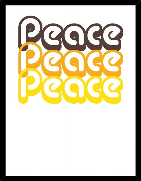 Poster PEACE