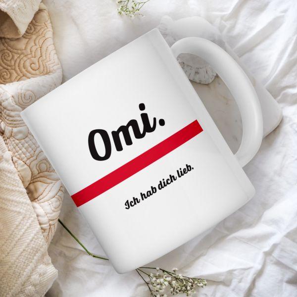 Kaffeebecher OMI Becher