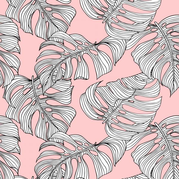 Florale Tapete MOTIV 19