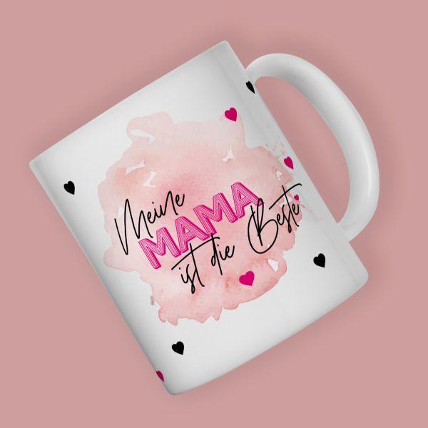 Kaffeebecher BESTE MAMA Becher