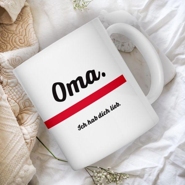Kaffeebecher OMA Becher