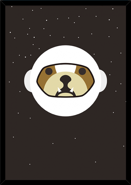 Poster ASTRO DOG