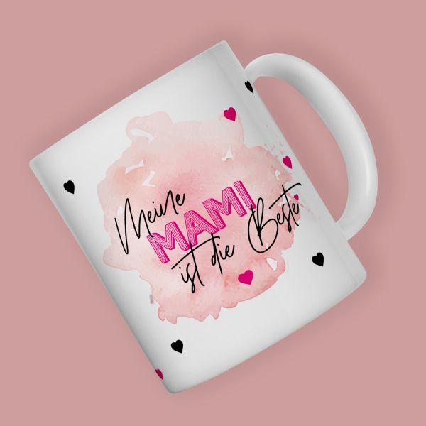 Kaffeebecher BESTE MAMI Becher