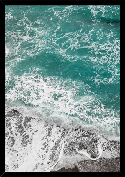 Poster MYSTIC OCEAN