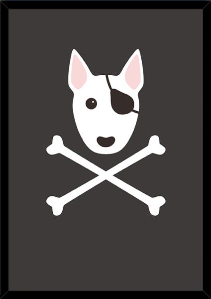 Poster PIRATE BULL