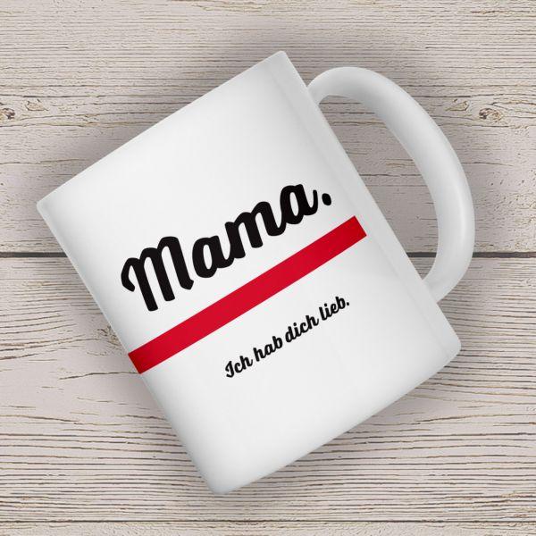 Kaffeebecher MAMA Becher