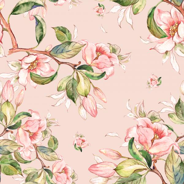 Florale Tapete MOTIV 11