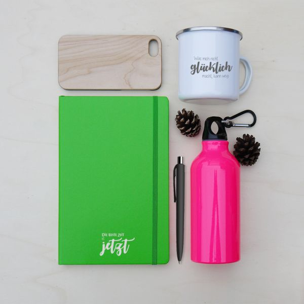 Lifestyle Set GREEN NEONPINK