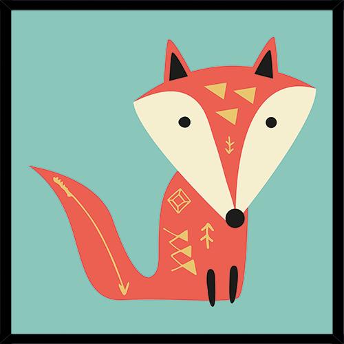 Poster SWEET FOX