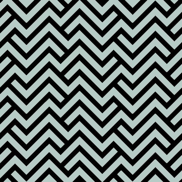 Grafische Tapete ZIGZAG Smartgreen